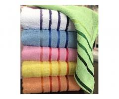 Дания. Упаковка полотенец текстиля. З/П 3600€