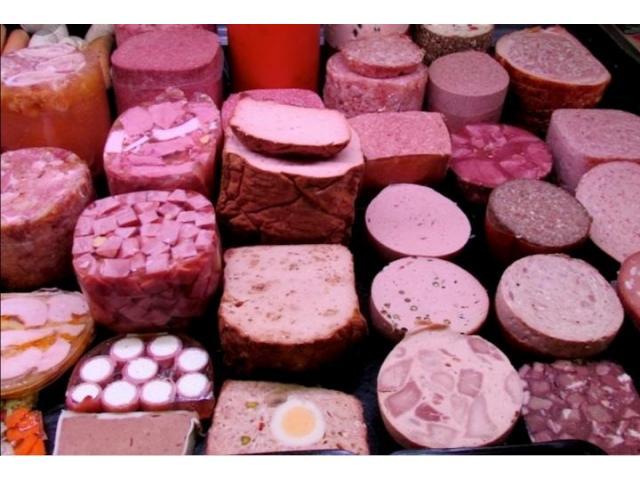 Германия г.Нюрнберг . Бесплатная вакансия. Упаковка колбасы и сосисок. З/п от 2500€